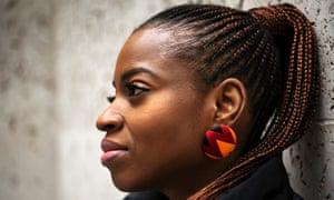 The author Abi Daré