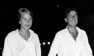 Leonard Cohen and Marianne