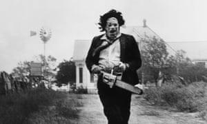 The Texas Chain Saw Massacre, 1974.