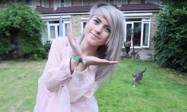 Fans became concerned when they perceived Marina Joyce's persona to have altered