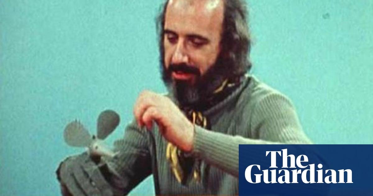 Fingerbobs and Play School presenter Rick Jones dies aged 84
