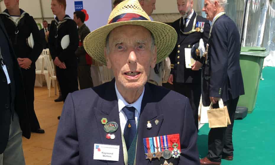 Ray Mellors, 94