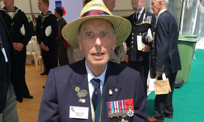 Haunted for the rest of my life': veterans recall D-day landings