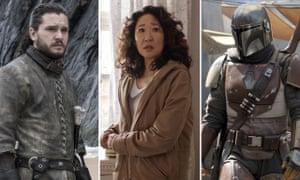 Diminished returns … Game of Thrones, Killing Eve, The Mandalorian.