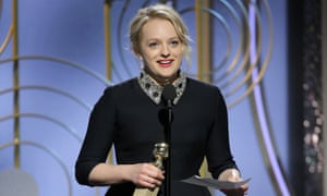 Image result for 2018 golden globes handmaid's tale
