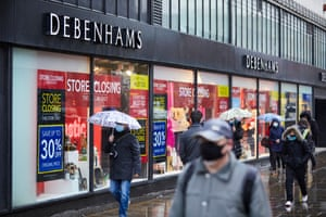 Online retailer Boohoo is set to buy Debenhams for £55m.