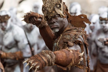 Djimon Hounsou as  Chief Mbonga.