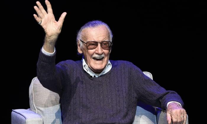 Stan Lee obituary | Books | The Guardian