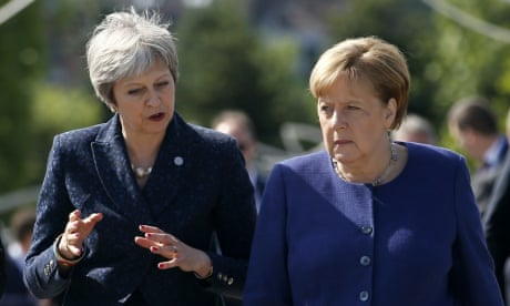 Angela Merkel 'said it would be easy to get EU to extend article 50'
