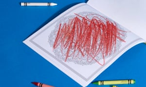 In a mess: will mindfulness drawing really make you feel any better?