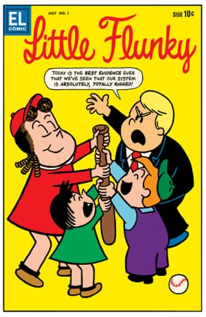 Uncredited (possibly John Stanley and Irving Tripp) cover for Marge's Little Lulu #134, Dell, August 1959