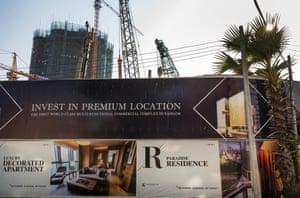 Another 'premium location' development in Yangon.