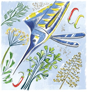 Swordfish chosen by Marianna Leivaditaki