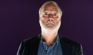 Mr Incognito … John Cleese.