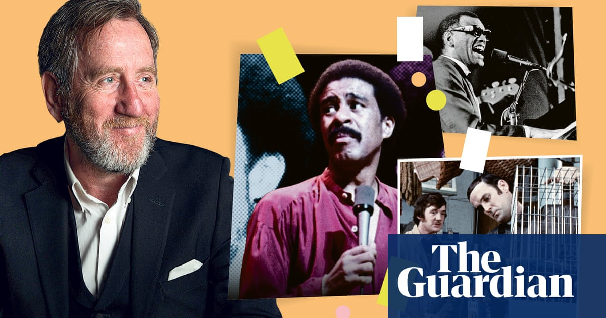 Michael Smiley's teenage obsessions: 'I heard the Beat and came back to Belfast a rude boy'
