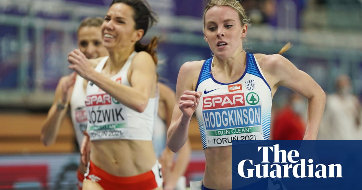 'World class' Keely Hodgkinson tipped to lead new wave of British athletics