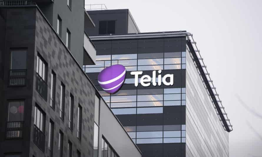 Telia head office