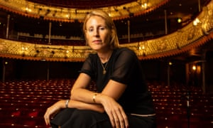 Kate Varah, executive director of the Old Vic.
