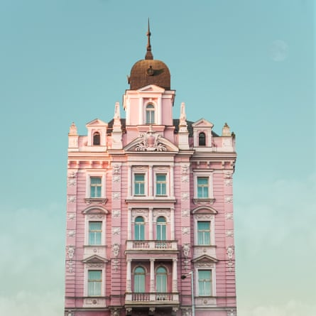 Hotel Opera, Prague.