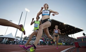 Mary Cain said that a system designed by Alberto Salazar and endorsed by Nike to reduce her weight led to her self-harming