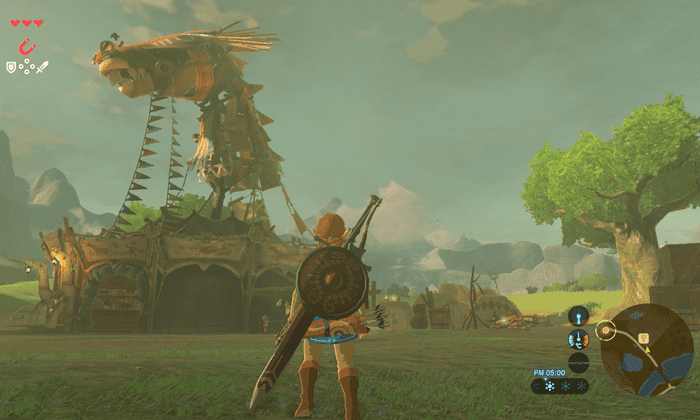 on sale ca128 572b4 The Legend of Zelda  Breath of the Wild – tips and tricks they don t tell  you   Games   The Guardian