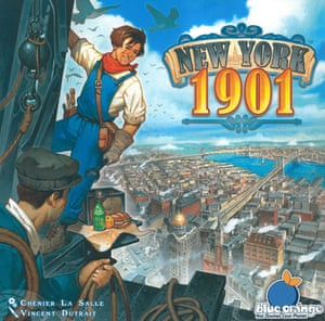 New York 1901 - cover