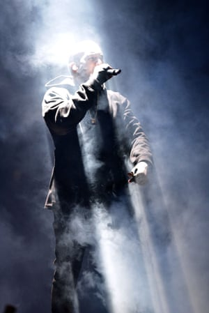 Kanye West … Answerable only to himself. And perhaps St Paul.