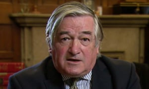 Sir James Munby, president of the family division of the high court of justice in England and Wales.