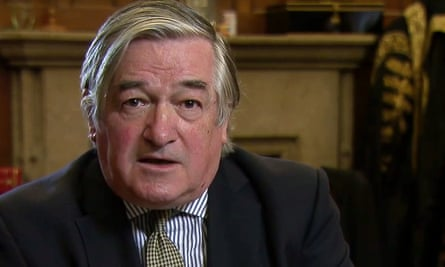 Sir James Munby said one litigant had to make a 24-mile round trip by foot to get to court.