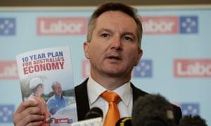 Chris Bowen has revealed Labor's planned savings measures.