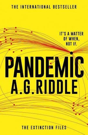Pandemic by AG Riddle