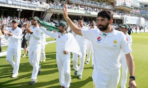 Pakistan named No1 Test side in the world after West Indies washout