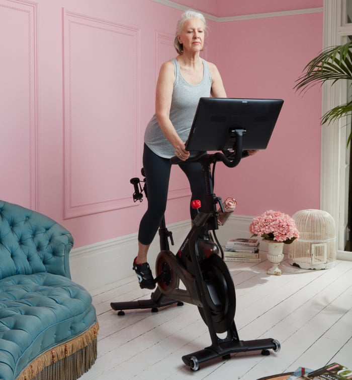 Im riding le tour in my spare room: the indoor cycling revolution