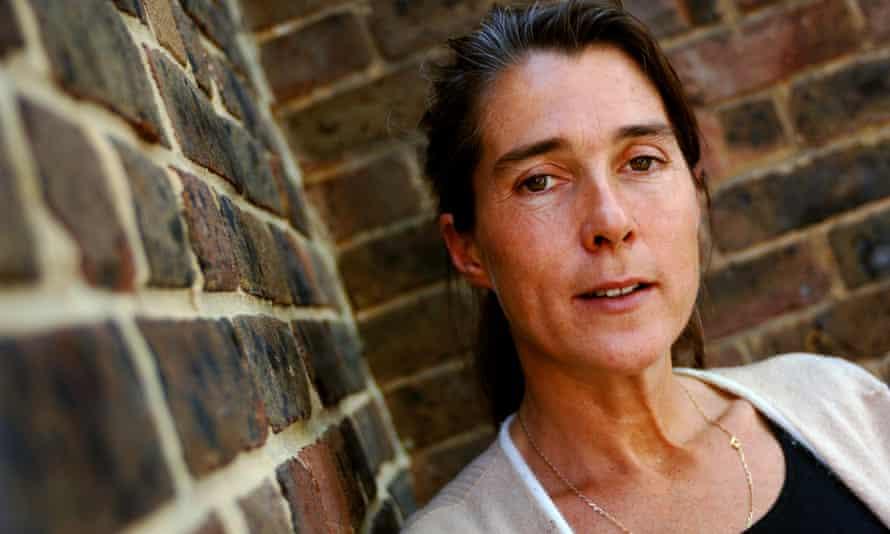 Film-maker Molly Dineen.