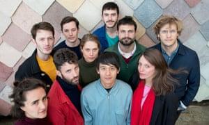 Assemble architects, at Sugarhouse Studios, Stratford