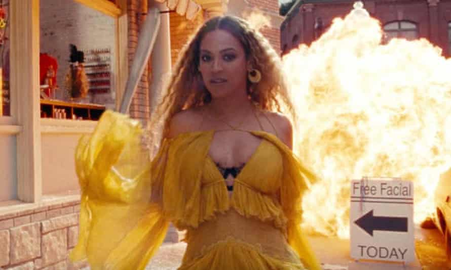 Beyonce: revenge is a dish best served hot
