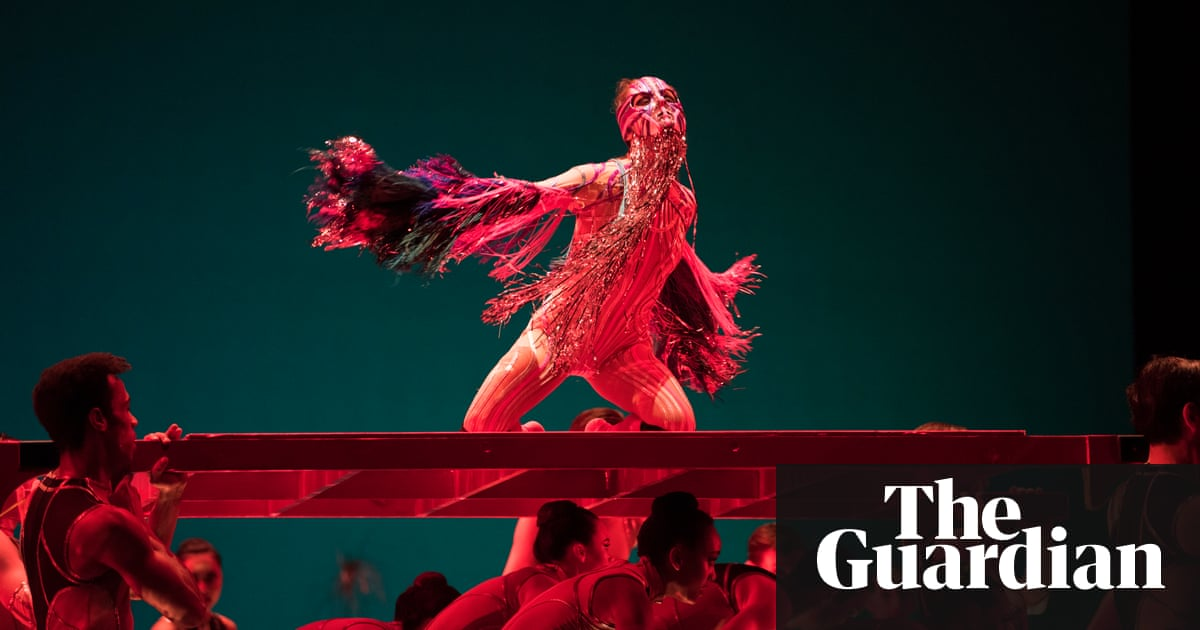 Dance the guardian on feedspot rss feed arthur pitas show mixes eight of the icelandic singers tracks into a cacophony of glamour craziness and fairytale at the unbound festival publicscrutiny Choice Image