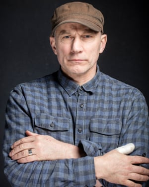 'In a moment you'll ask me another question and I'll tell you some other lie' … Simon McBurney.