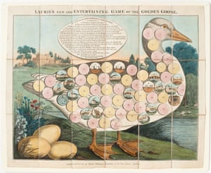 RH Laurie's Game of the Goose, 1831.