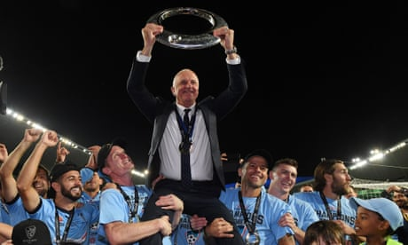 'The thing is, I'm never happy': Graham Arnold continues pursuit of perfection