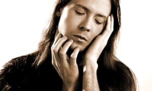 Jered Threatin publicity still from the website for his band