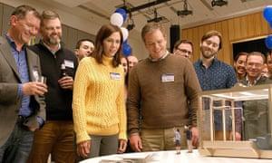 Kristen Wiig and Matt Damon in Downsizing