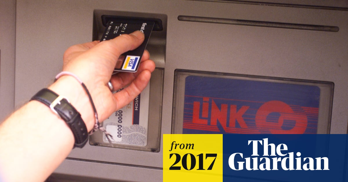 Plan to shut free-to-use cash machines could lead to 'ATM