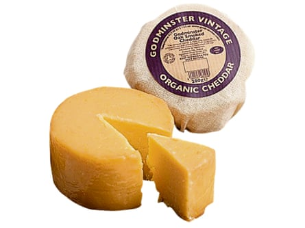 Godminster cheese gift set