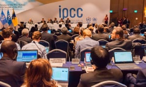 'The IPCC has now recognised that it should take the same approach to communications as it does to their science: go with the evidence base.'