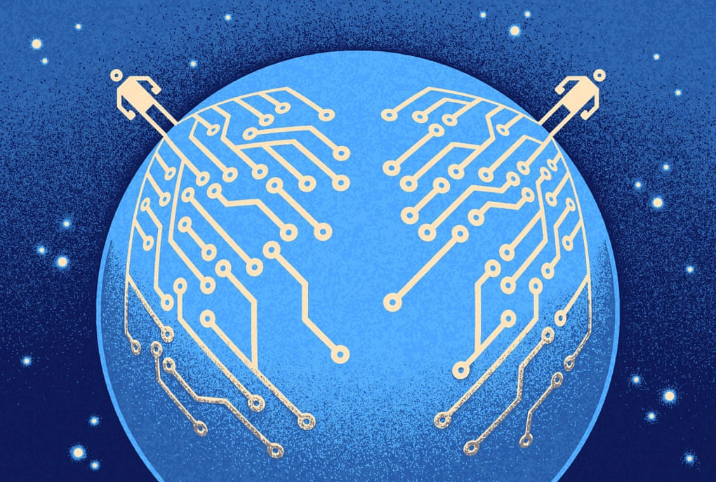 The West and China: two visions for the future of the Internet