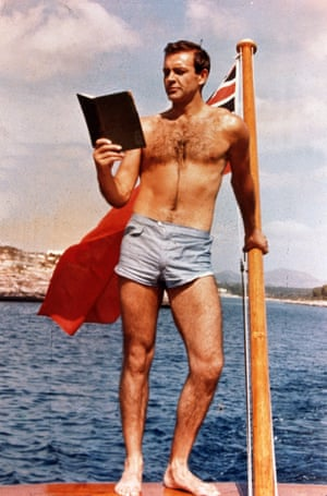 As James Bond again in Thunderball (1965).