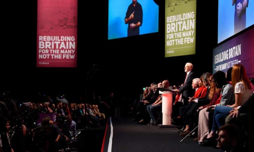 The 2018 Labour conference in Liverpool fudged the Brexit issue.