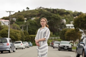 Emma Clifton Perry – a compositor for Weta Digital, a visual effects company in Wellington, New Zealand.