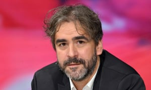 Deniz Yücel, Turkey correspondent of Die Welt